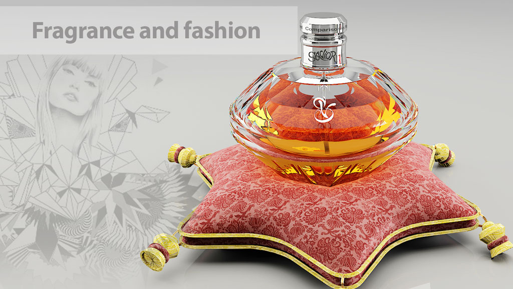 Fragrance and fashion